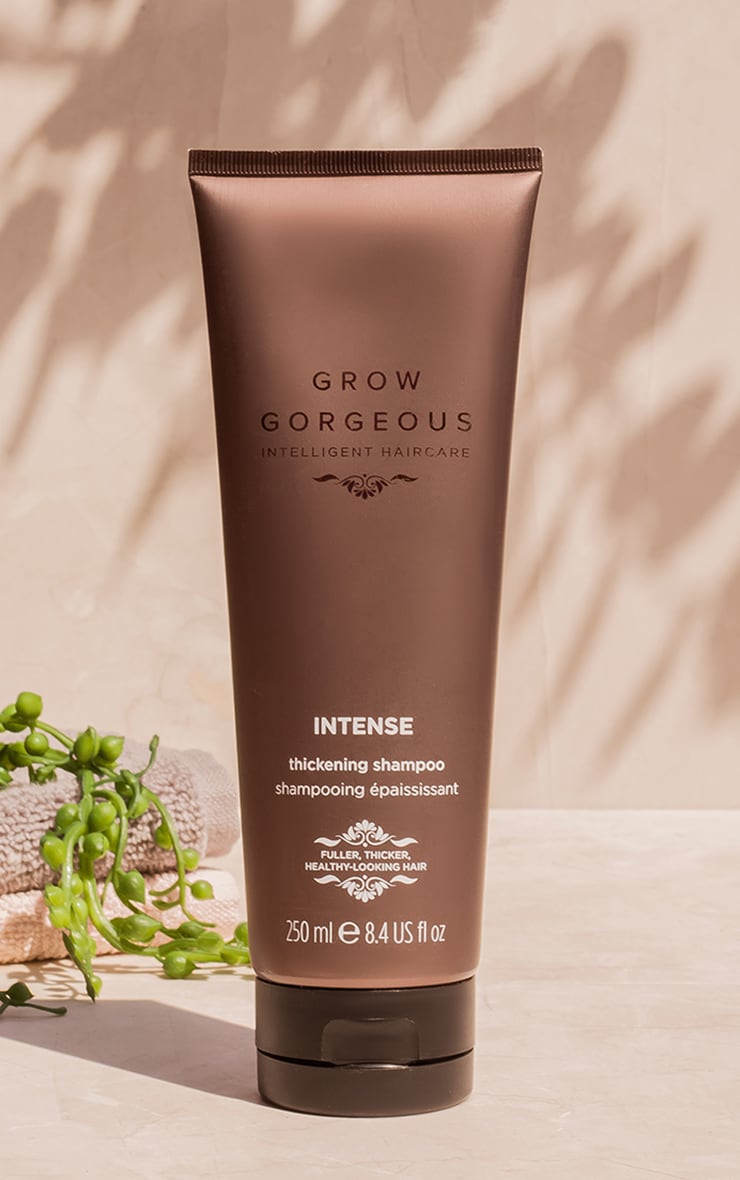 Grow Gorgeous Intense Thickening Shampoo 250ml 1