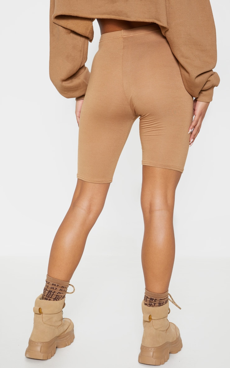 Basic Camel Bike Shorts 4