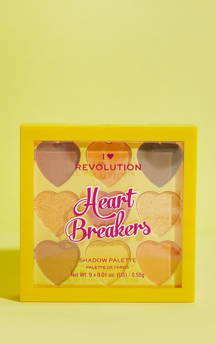 I Heart Revolution Heartbreakers Palette Joy 2