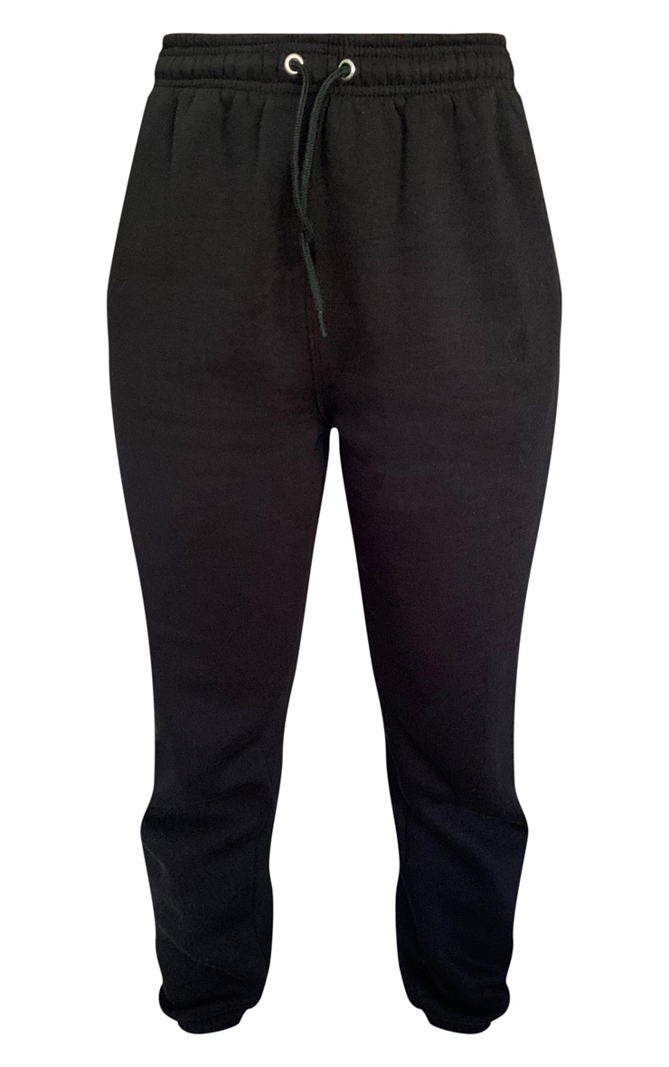 Black 90's Sweat Pants 5