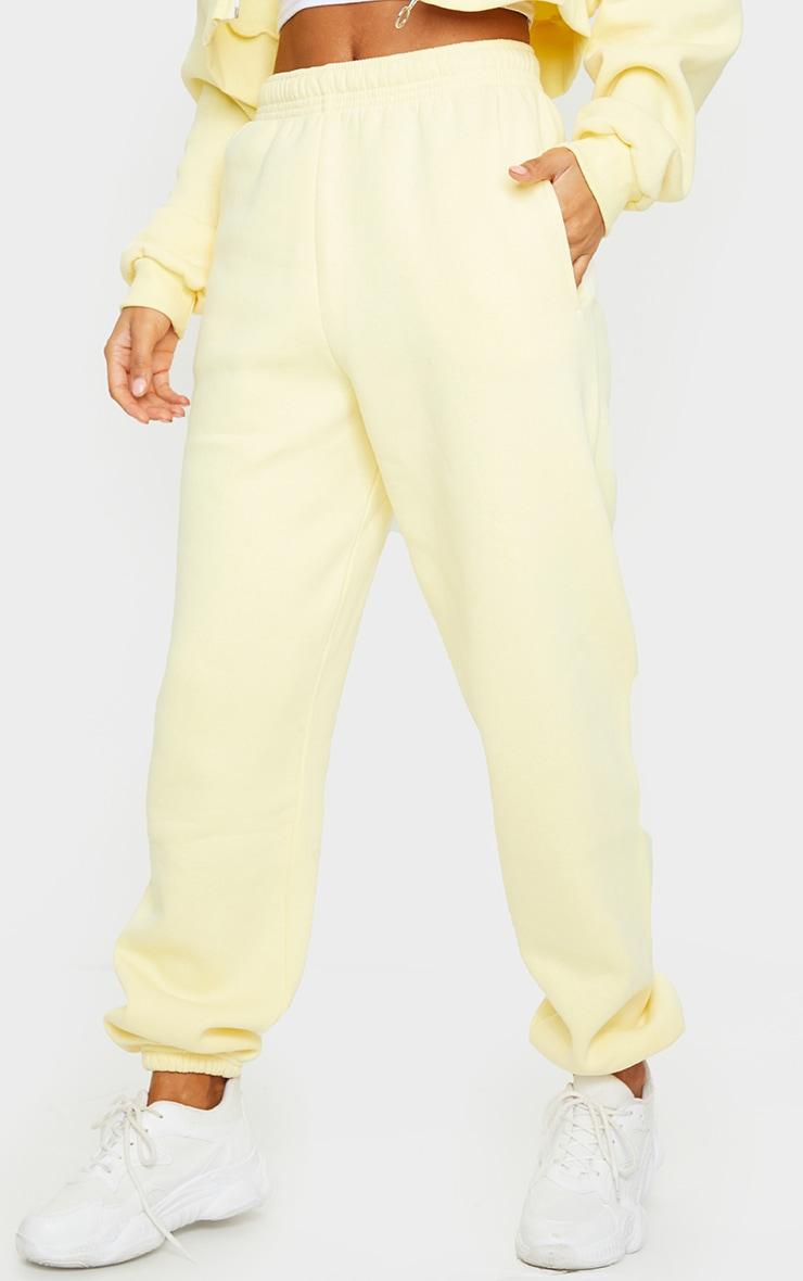 Yellow Joggers 3