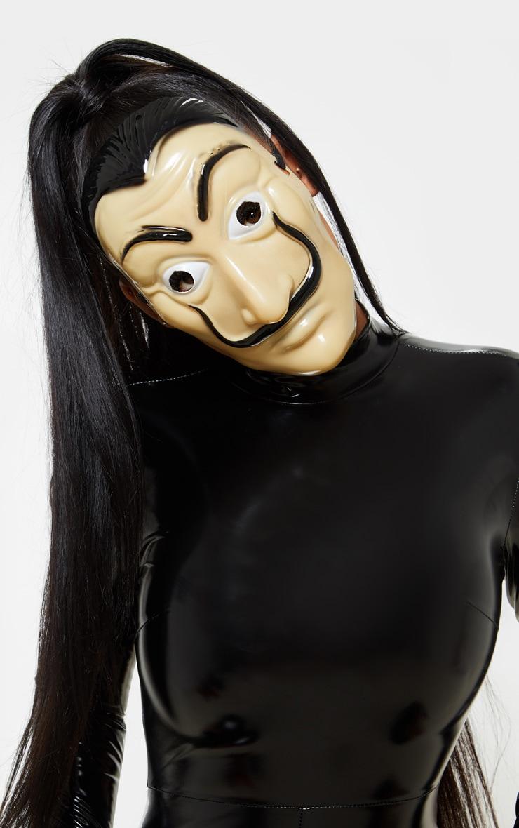 Novelty Male Face Halloween Mask 1
