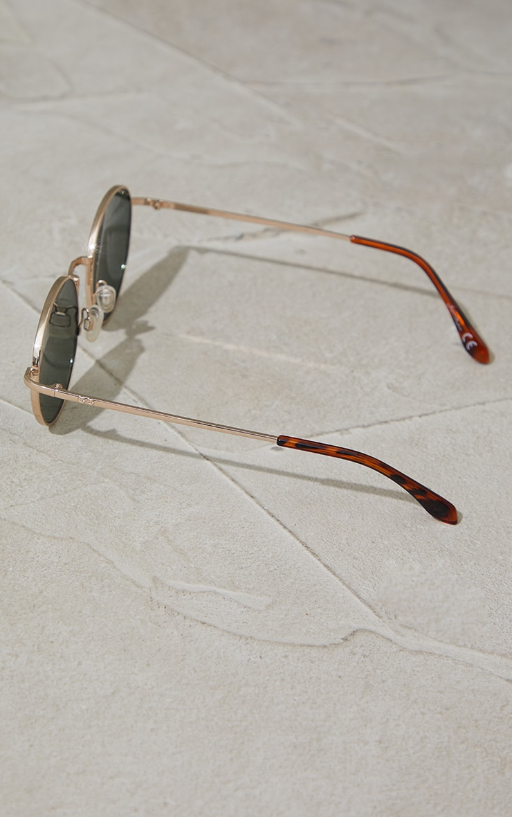Jeepers Peepers Round Frame Sunglasses 3