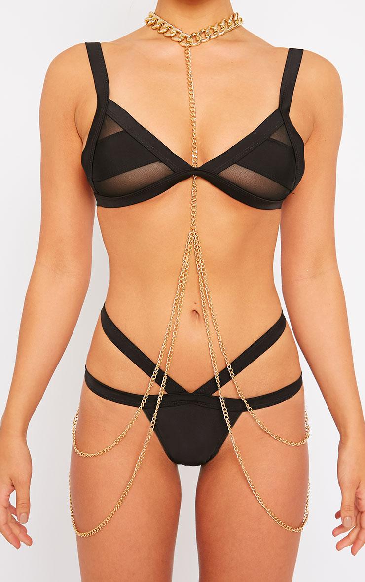 Alita Gold Body Chain 2