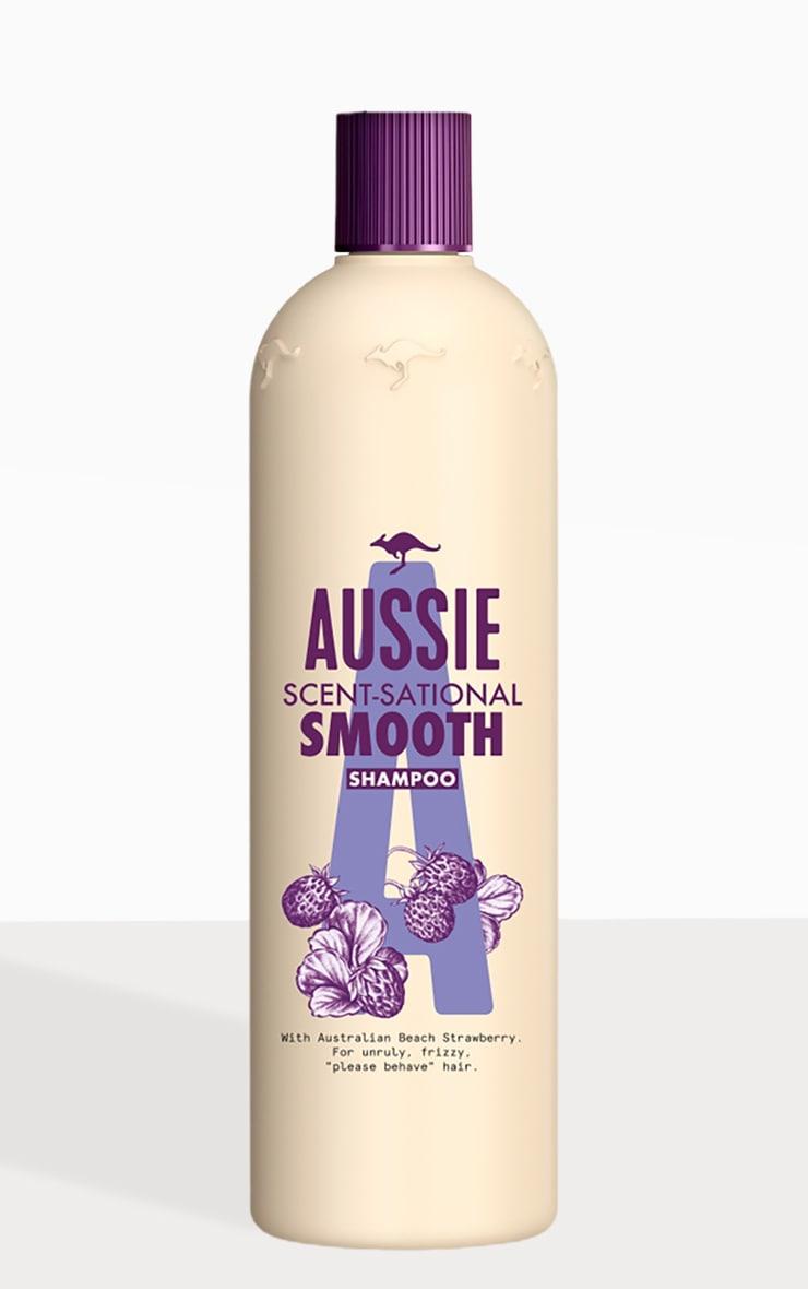 Aussie Scentsationally Smooth Shampoo 500ml 1