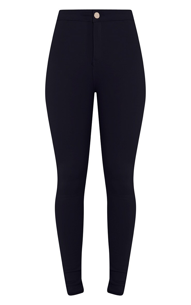 Serinna Navy High Waisted Jeggings 3