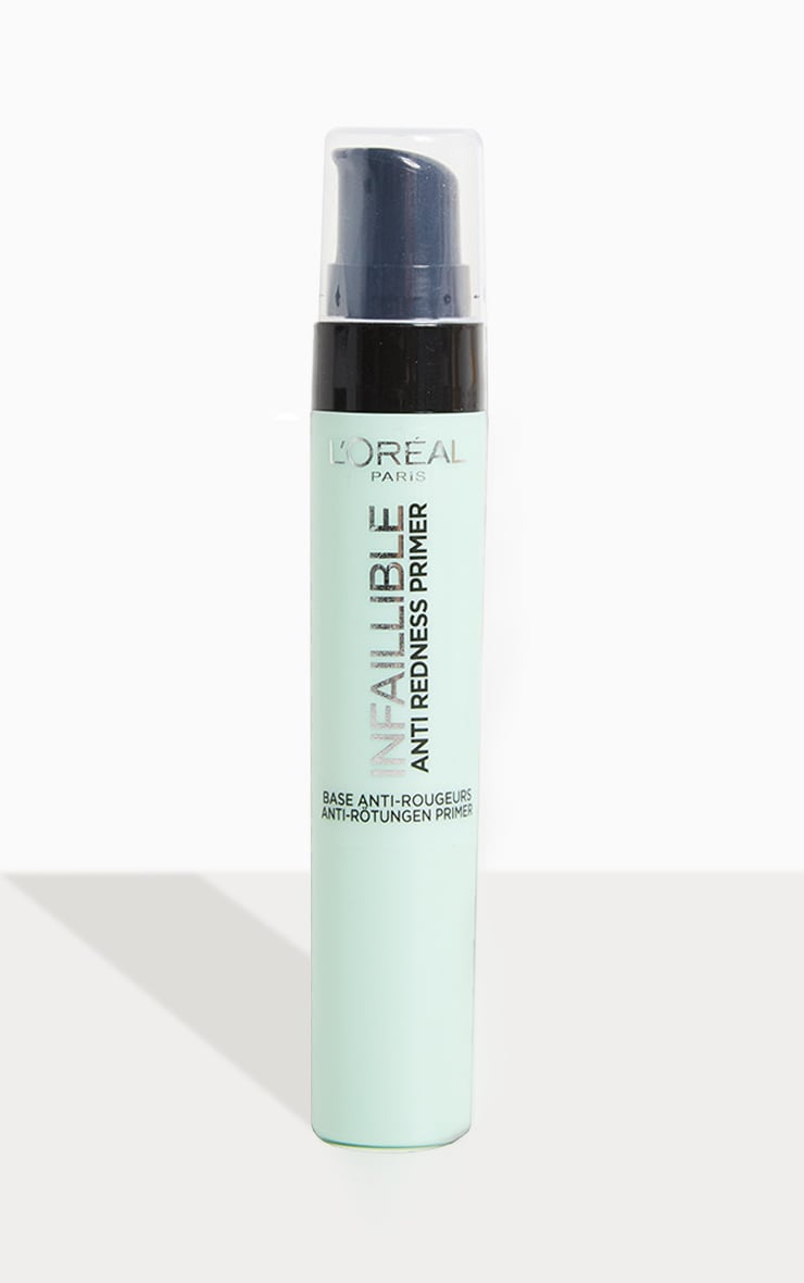 L Oreal Paris Infallible Primer Shots 02 Anti-redness Primer