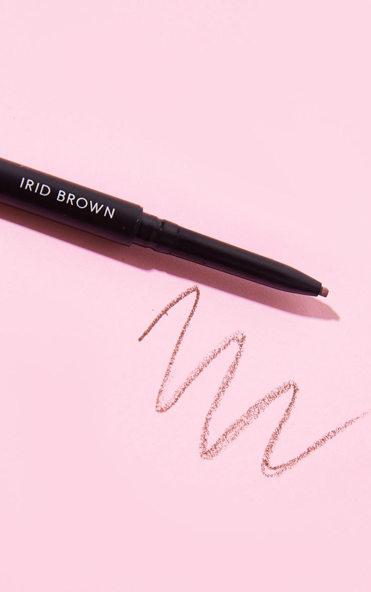 BPerfect Cosmetics Indestructi'brow Pencil Irid Brown 3