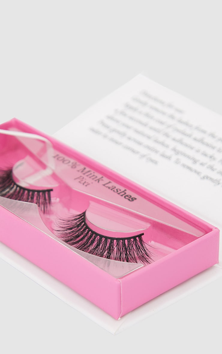 Elegance Lashes Pixi Mink Fake Eyelashes 3