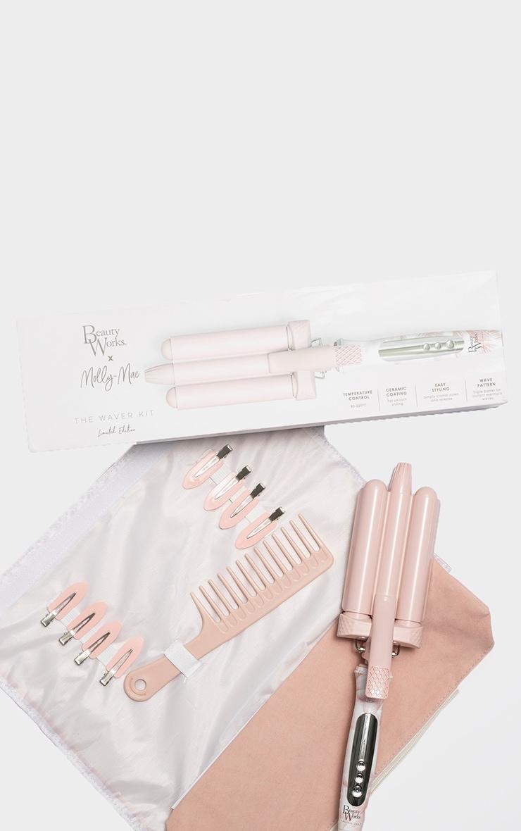 Beauty Works x Molly Mae Limited Edition Waver (US PLUG) 1
