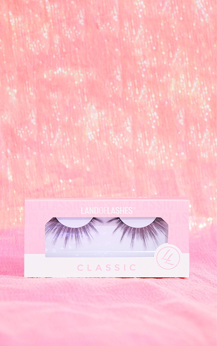 Land of Lashes Allure Faux Mink Lashes 1