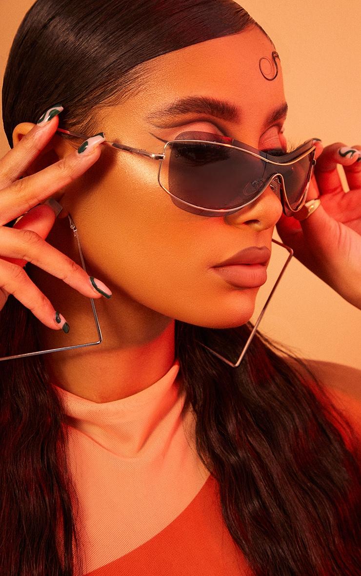Planet I The Platinum Smoke Sunglasses 1