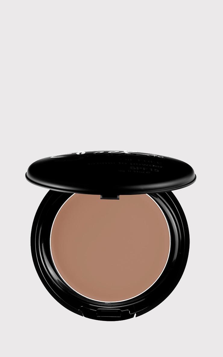 Sleek Chocolate Fudge Crème To Powder Foundation 1