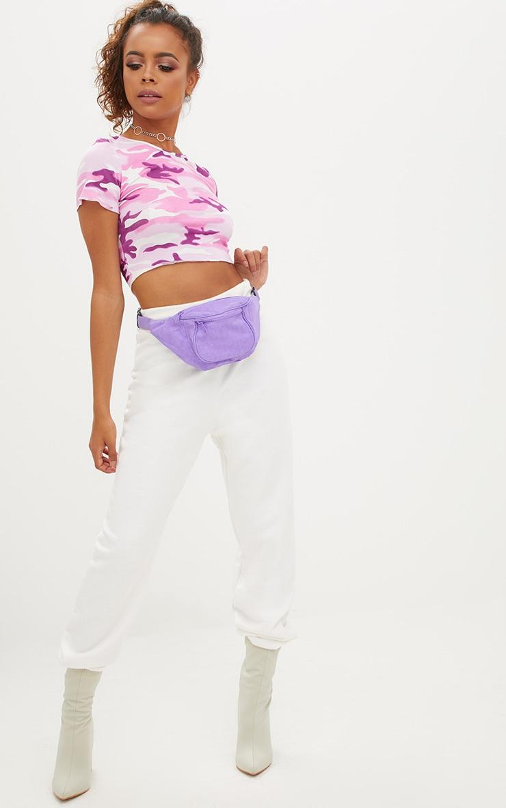 Purple Bum Bag 2