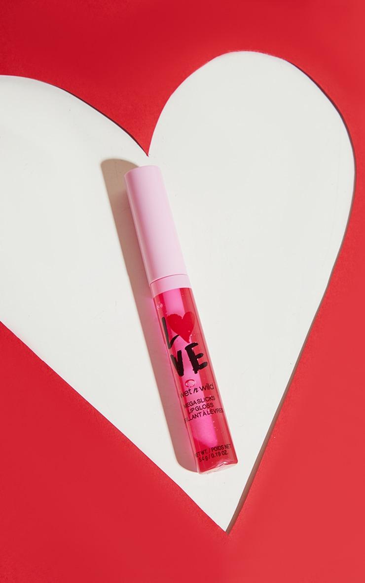 Wet N Wild Mega Slicks Lip Gloss Sun Glaze 3