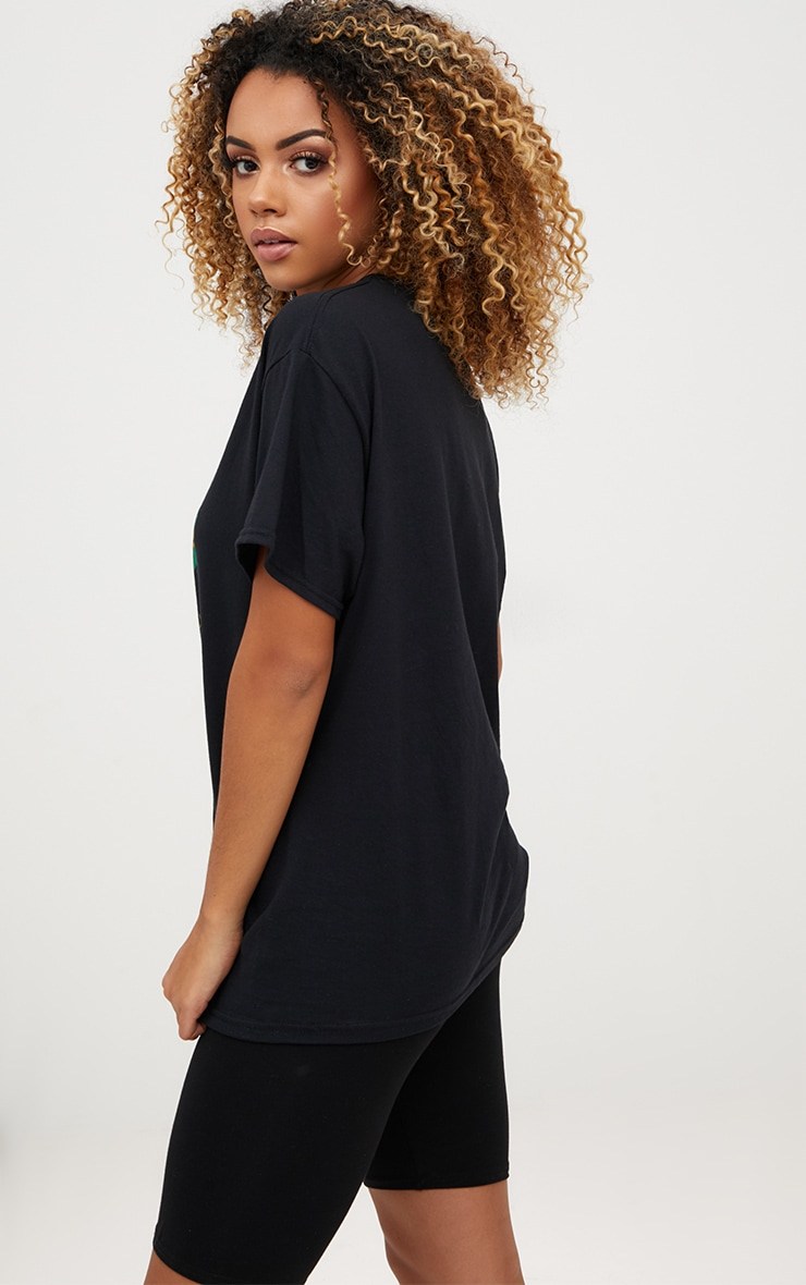 Black Don't Settle Slogan T Shirt 2