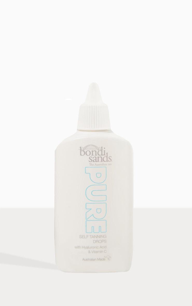 Bondi Sands Pure Concentrated Self Tan Drops 40ml 2