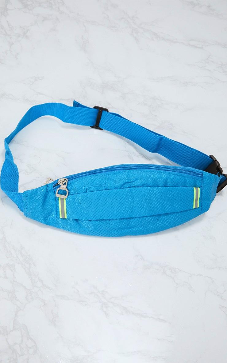 Turquoise Basic Bum Bag 3