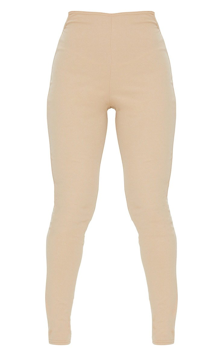 Stone T Bar Skinny Pants 5