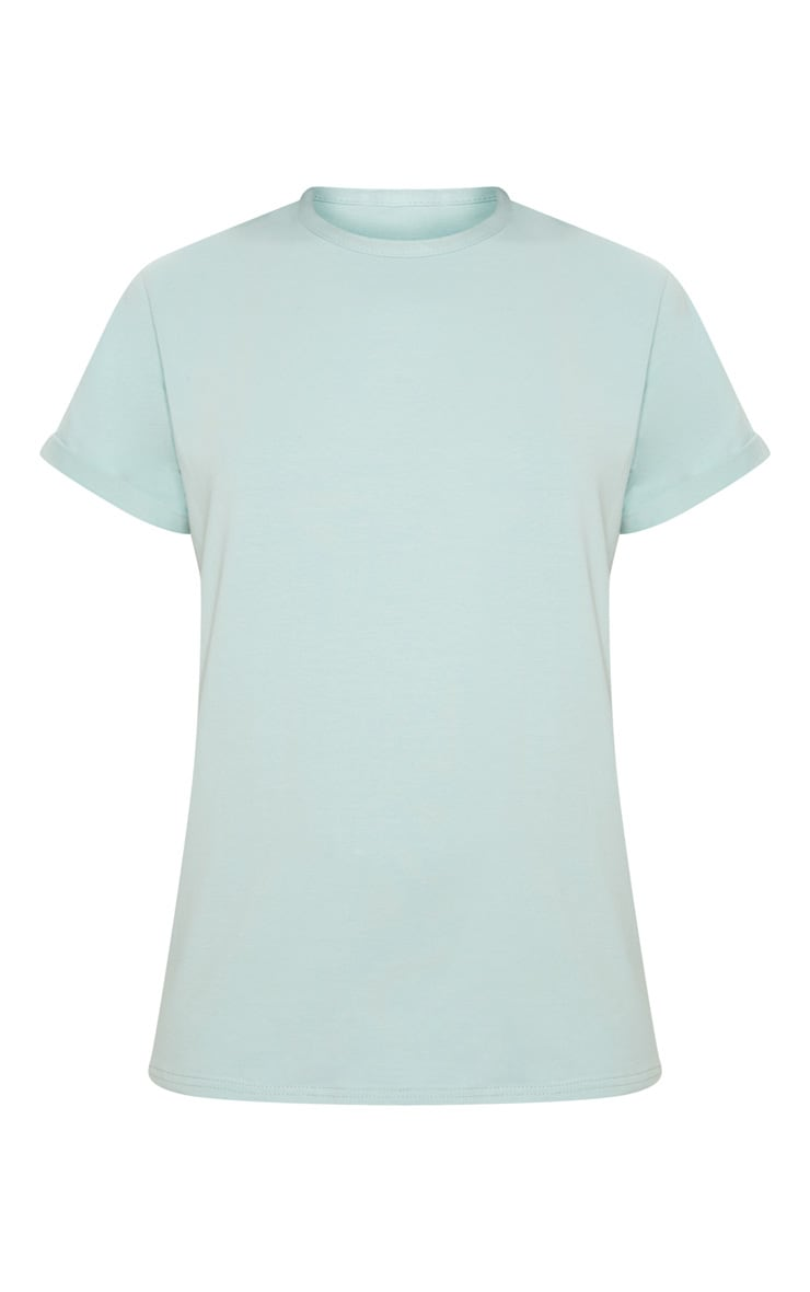 Mint Boyfriend T Shirt  3