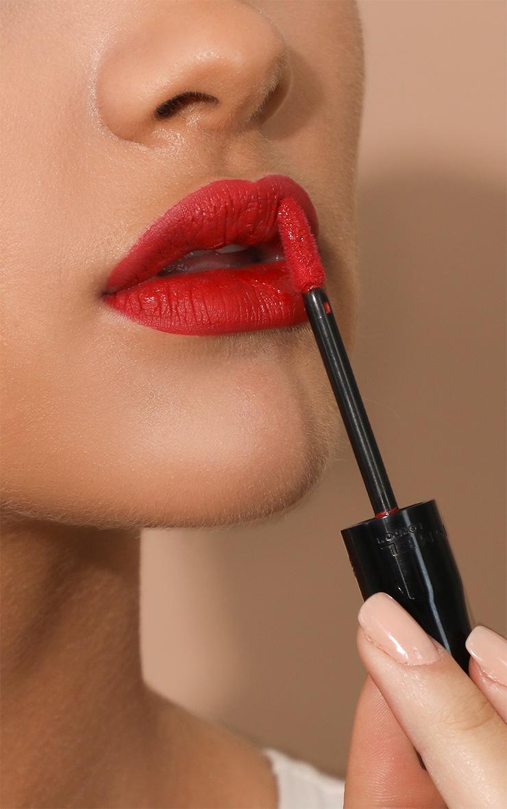 Rimmel Stay Matte Liquid Lip Fire Starter 5