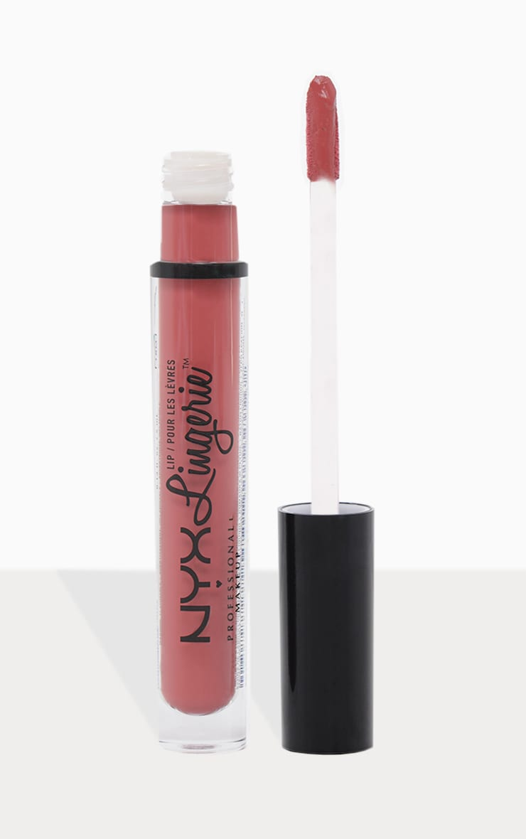 NYX Professional Makeup Lip Lingerie Exotic 1