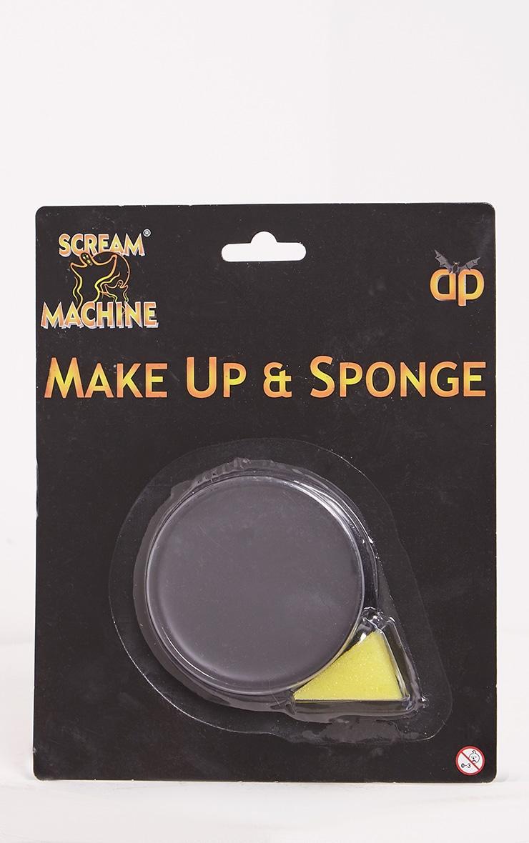 Black Cream Facepaint 2