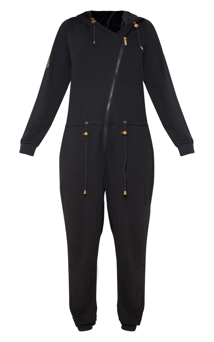 Bronzie Chelsea After Tan Jumpsuit Black 3