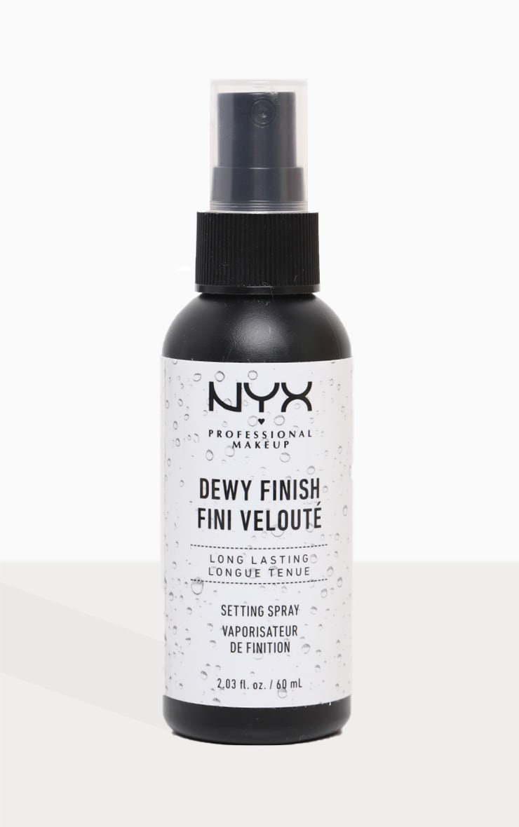 NYX Professional Makeup Dewy Setting Spray image 1