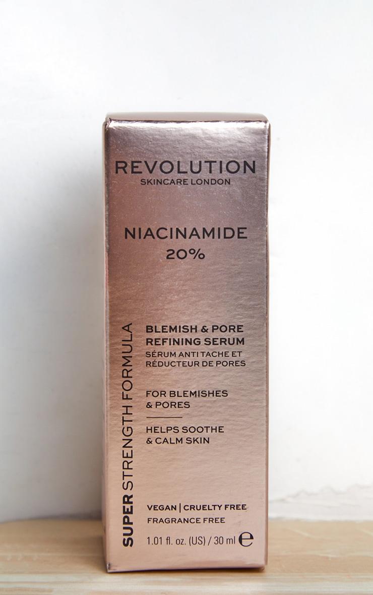 Revolution Skincare 20% Niacinamide Blemish and Pore Refining Serum 2