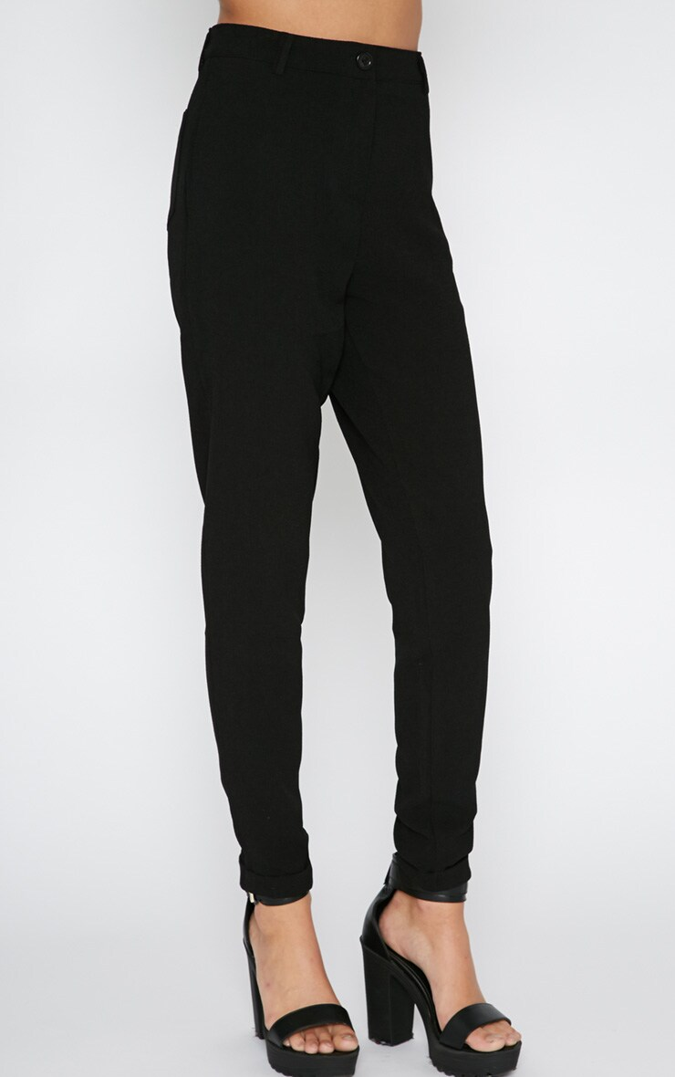 Twiggy Black Trouser  5