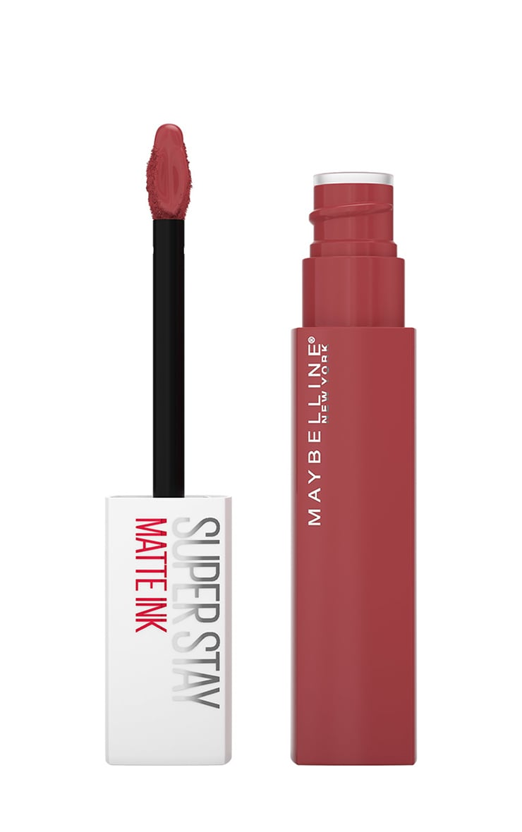 Maybelline Superstay Matte Ink Pink Liquid Lipstick 170 Initiator 2