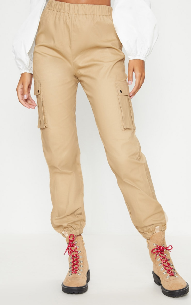 Stone Pocket Detail Cargo Pants 2