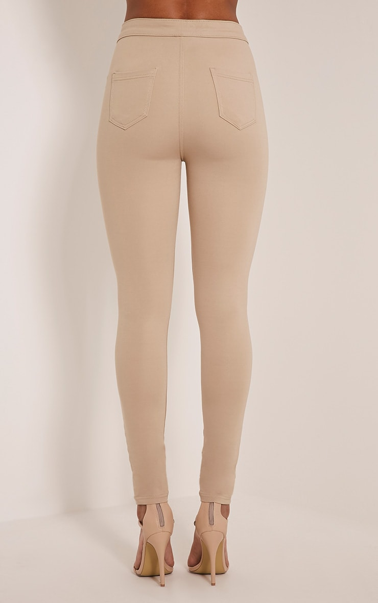 Serinna Stone High Waisted Jeggings 5