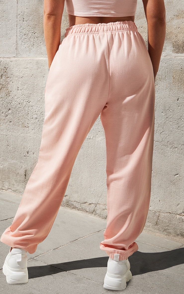 Petite Dusty Pink Casual Joggers 4