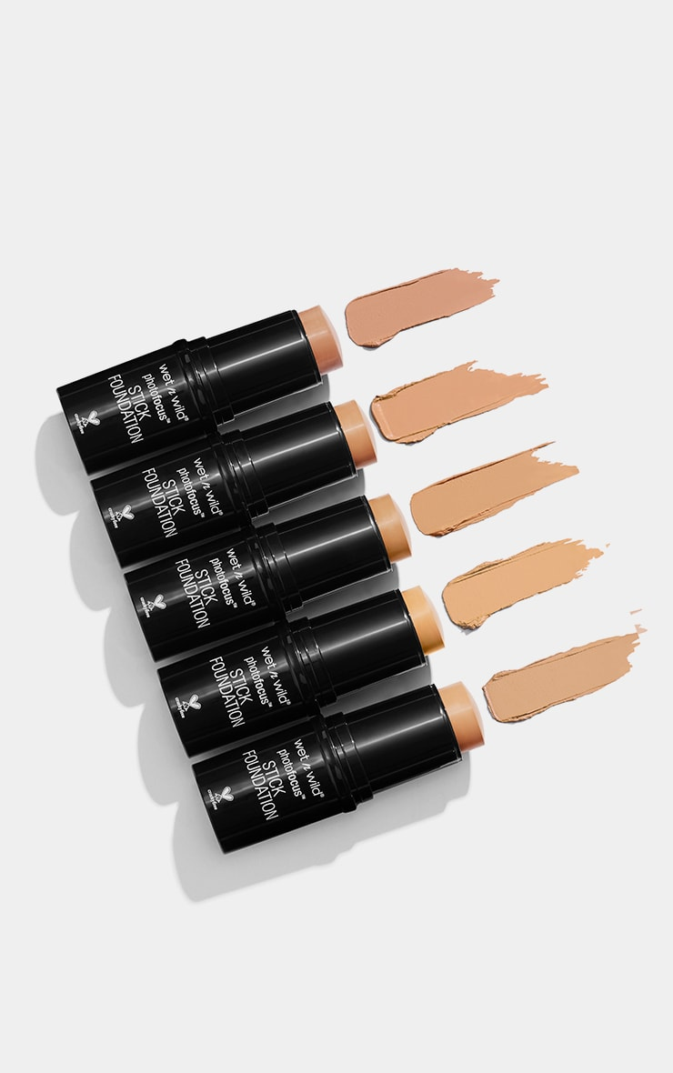 wet n wild Photo Focus Stick Foundation Shell Ivory 3