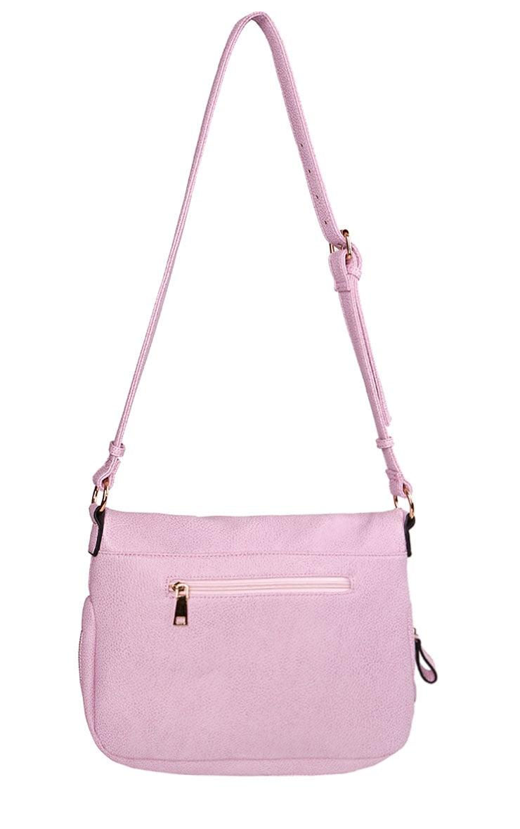 Bianca Lilac Shoulder Bag 4