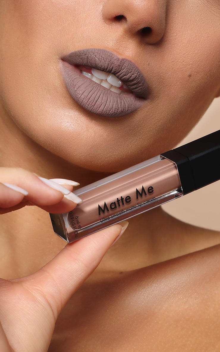 Sleek MakeUP Matte Me Lip Cream Stonework 3