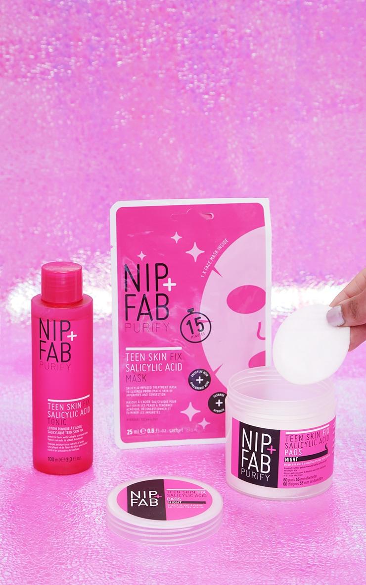 Nip + Fab Teen Skin Salicylic Acid Skincare Bundle 1