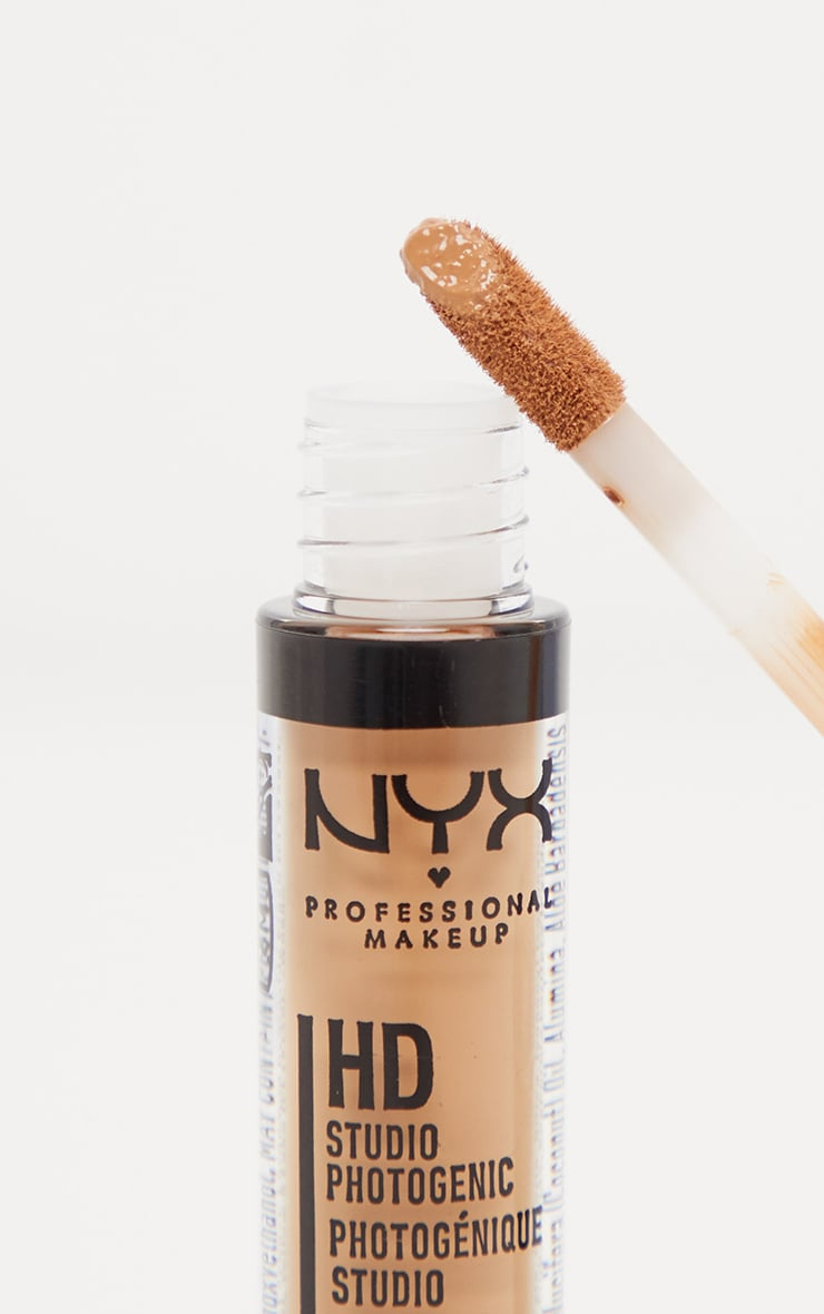 NYX PMU HD Photogenic Concealer Wand Beige 2