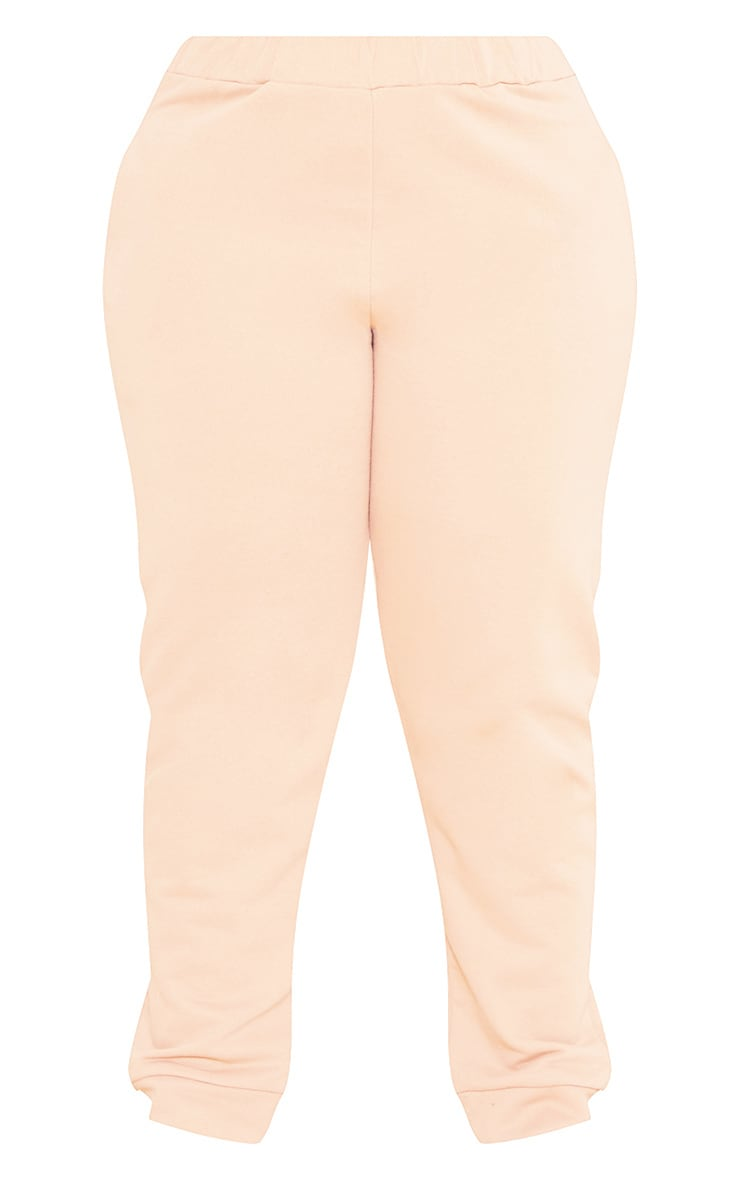 RECYCLED Plus Deep Nude Jogger 3