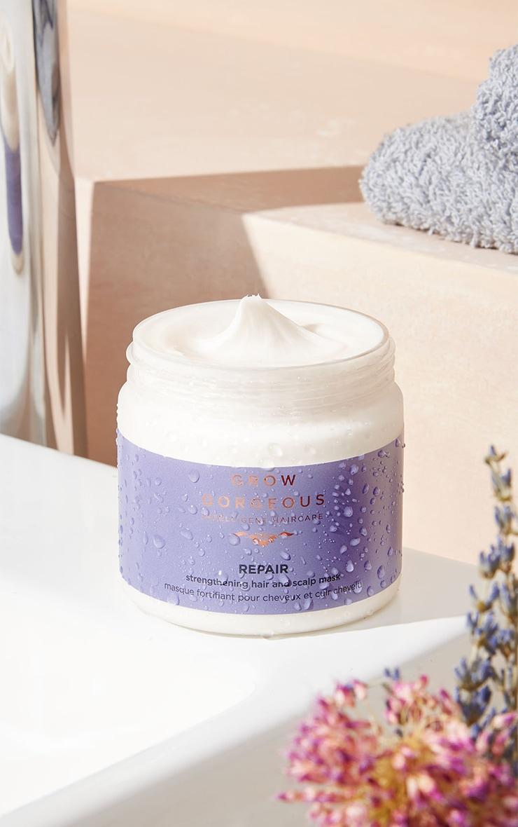 Grow Gorgeous Repair Strengthening Hair & Scalp Mask 200ml 1