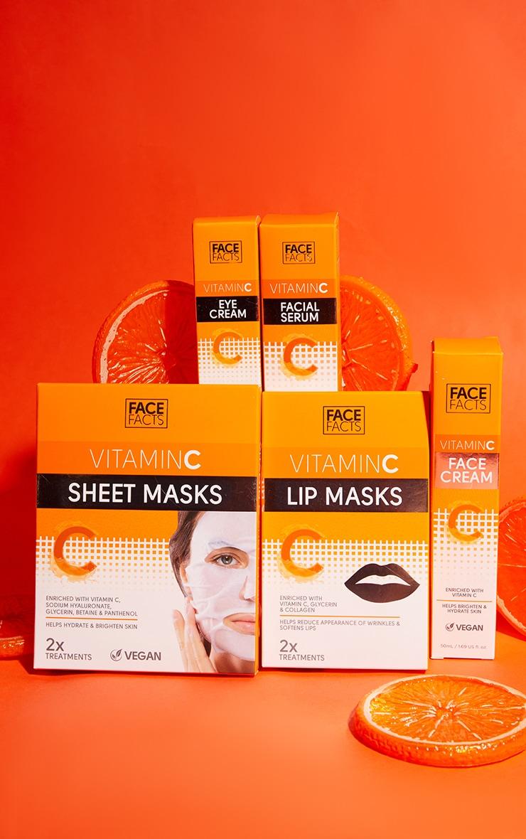 Face Facts Vitamin C Facial Serum 3