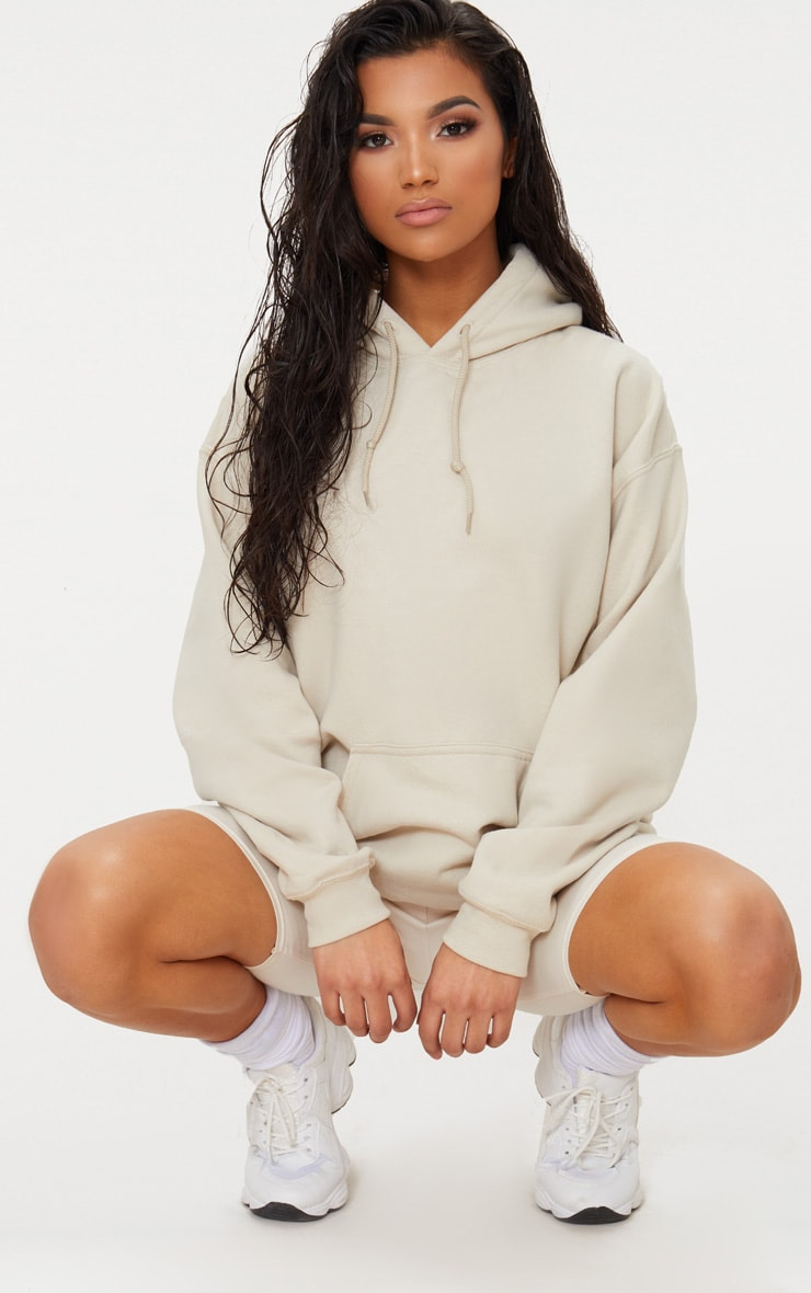 SAND ULTIMATE OVERSIZED HOODIE