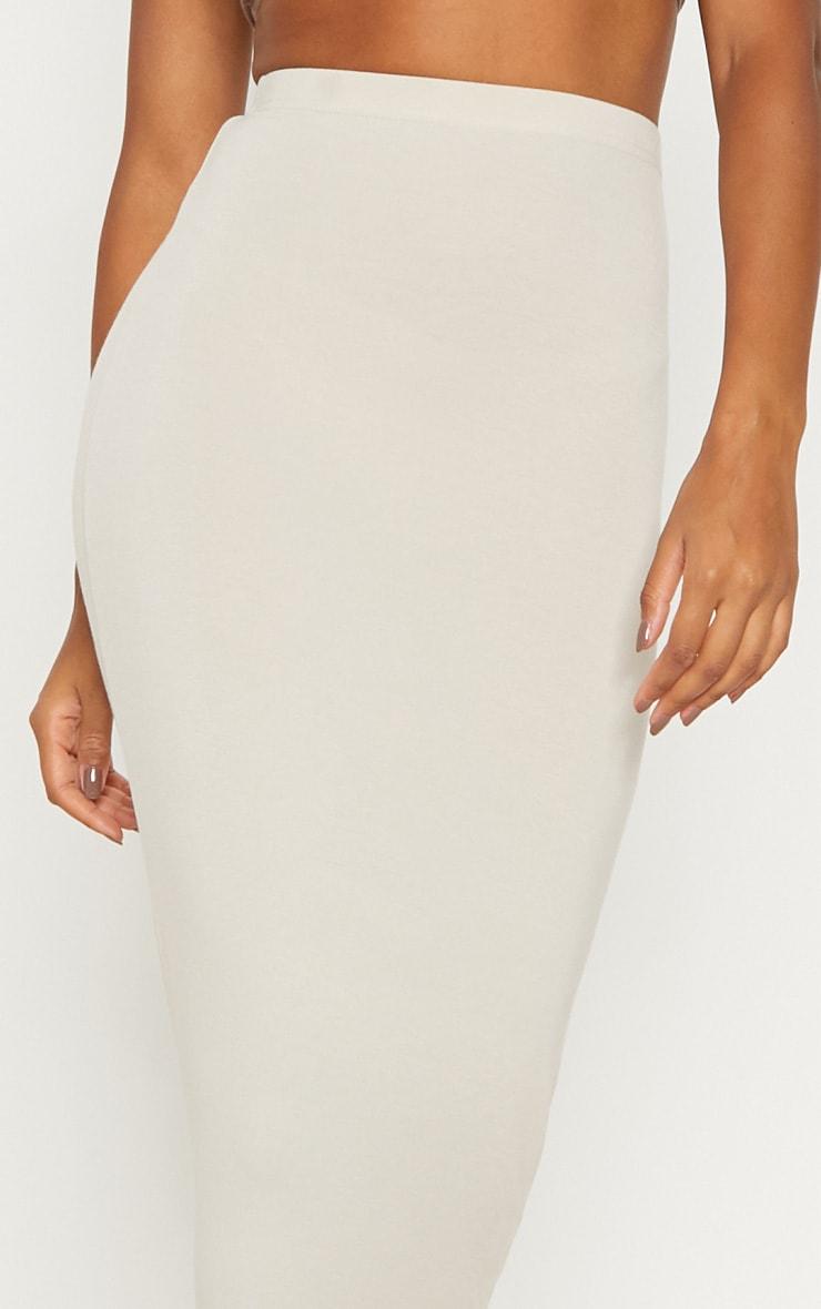 Stone Basic Maxi Skirt 5