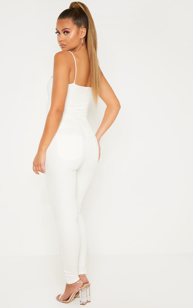 White Denim Jegging 5
