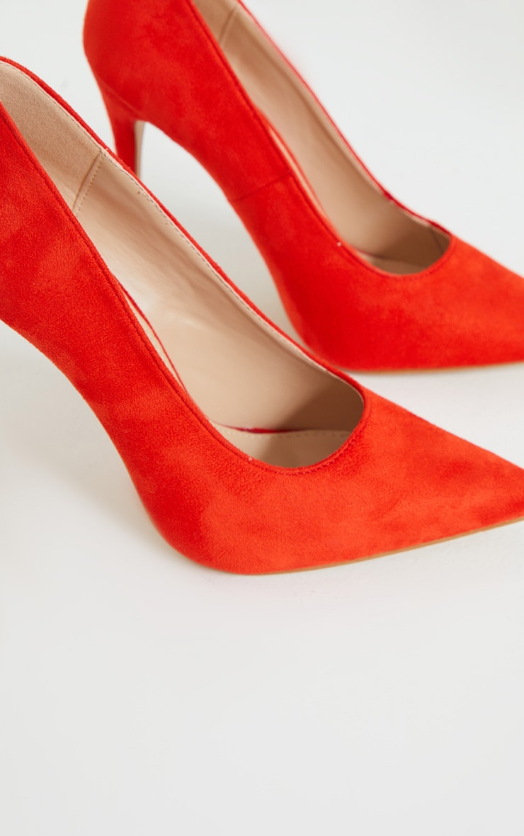Coral Court Shoe 3