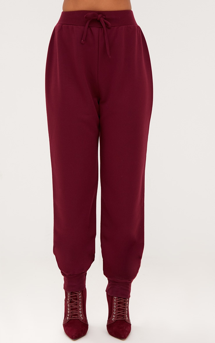 Maroon Ultimate Sweat Joggers 2