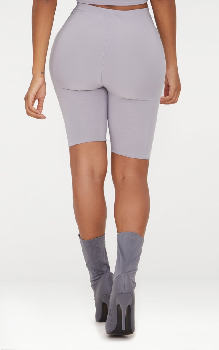 Shape - Short legging moulant gris 4