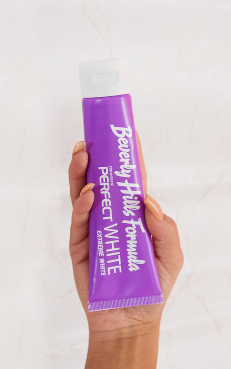 Beverly Hills Formula Extreme White Tooth Paste 1